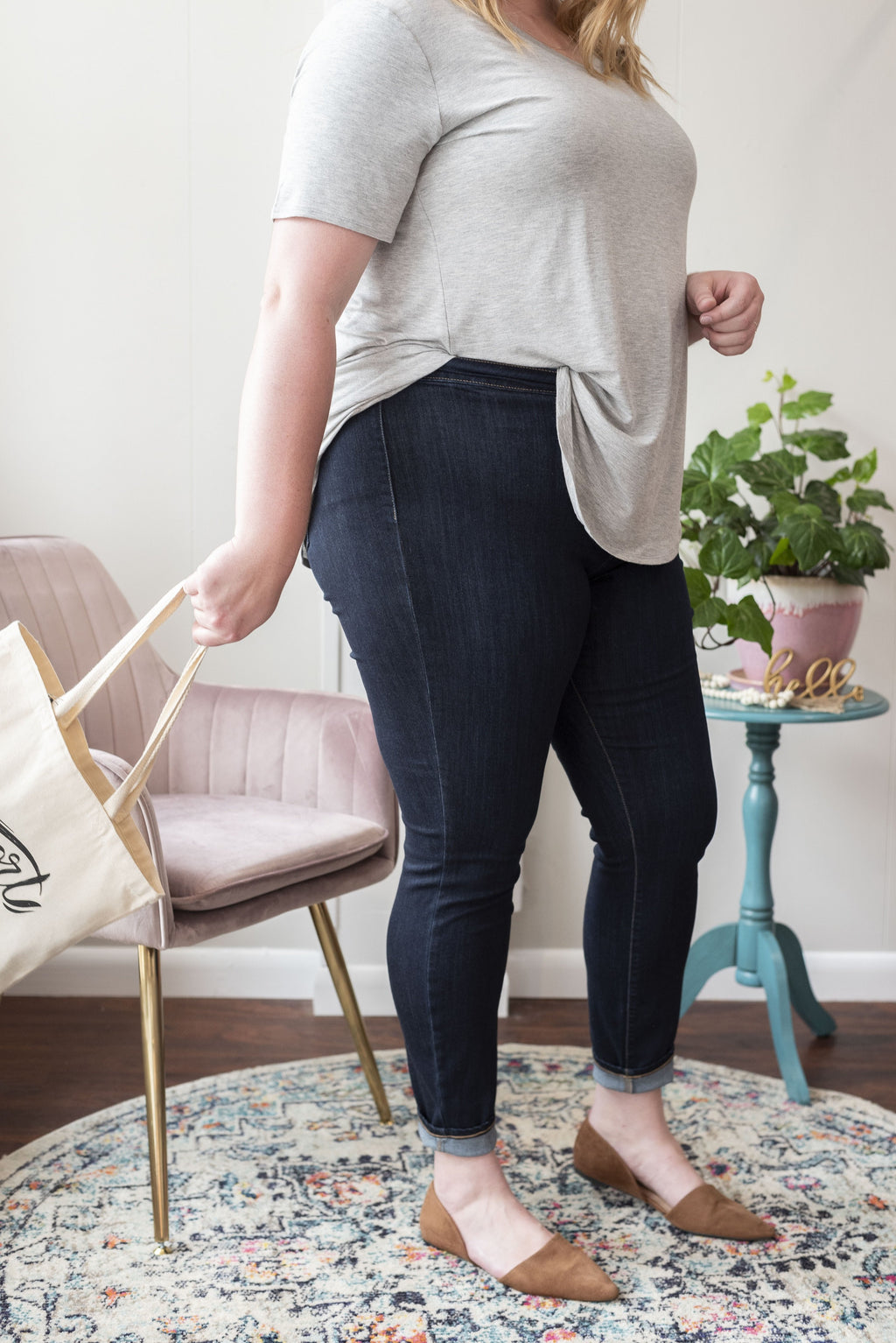 High Rise Super Skinny Jeans by Cello - Boutique 1780
