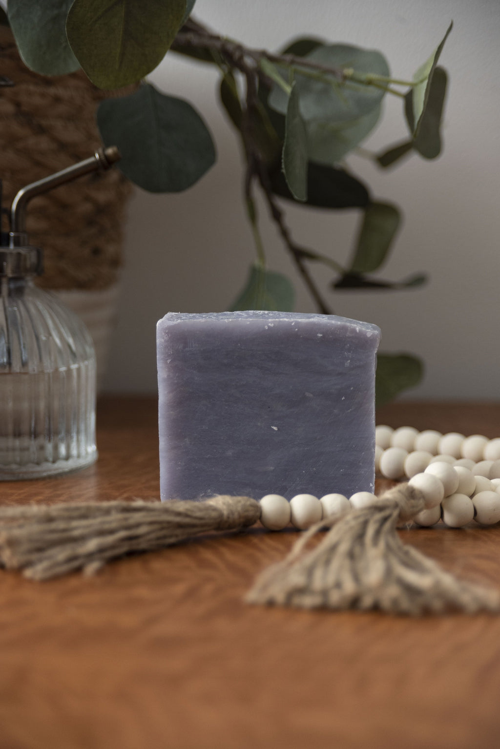 Handcrafted Lavender Soap - Boutique 1780