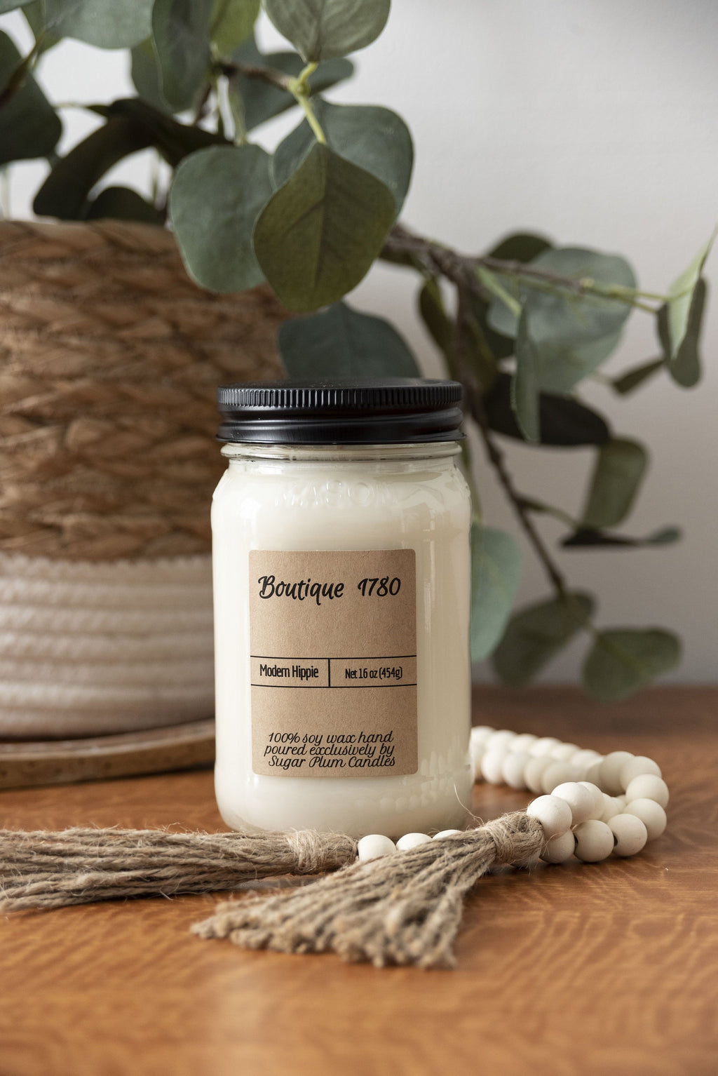Modern Hippie Boutique 1780 Signature Candle - Boutique 1780