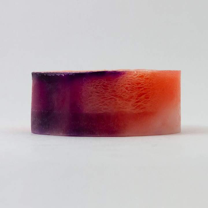 Organic Loofah Soap in Twilight Woods - Boutique 1780