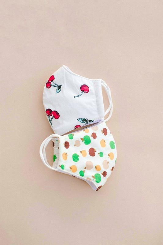 Reusable Cotton Face Mask - Boutique 1780