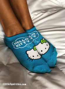 My Used Hello Kitty Socks!