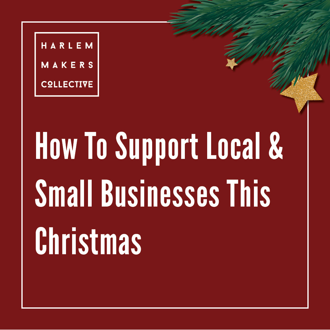 How To Support Local & Small Businesses This Christmas