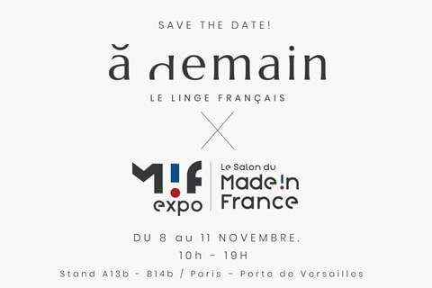 À Demain au salon du Made In France 2019