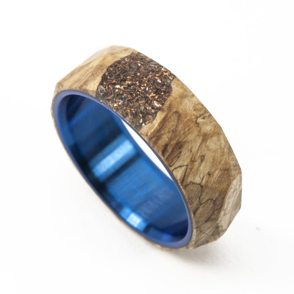 Maple Crystal Ring | BlueTi