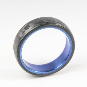 Carbon Fiber Goldie Ring