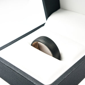 Maple Minimalist Ring