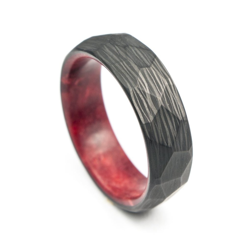 Redwood Crystal Ring