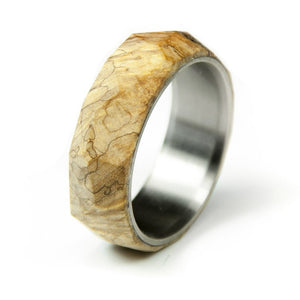 Maple Crystal Ring