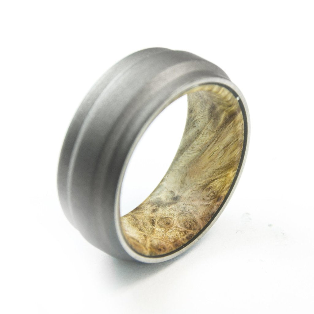 Maple Rise Ring
