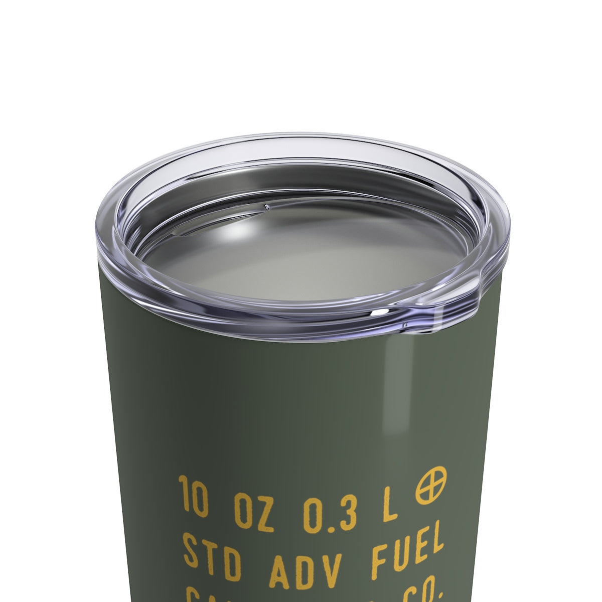 Adventure Fuel - 10oz Tumbler - Camp Coffee Co.