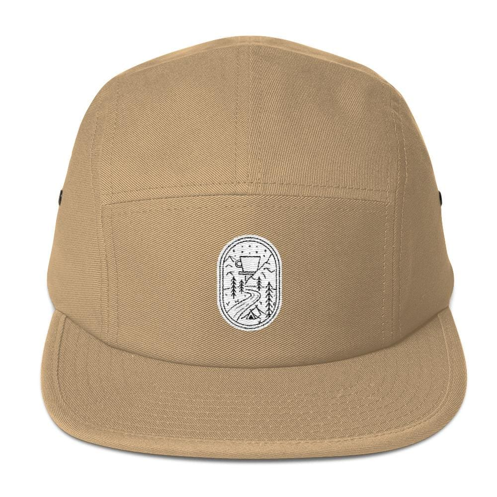 Camp Coffee 5-Panel Cap - Camp Coffee Co.