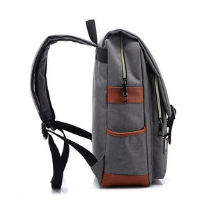 Canvas Travel Daypack - Camp Coffee Co.