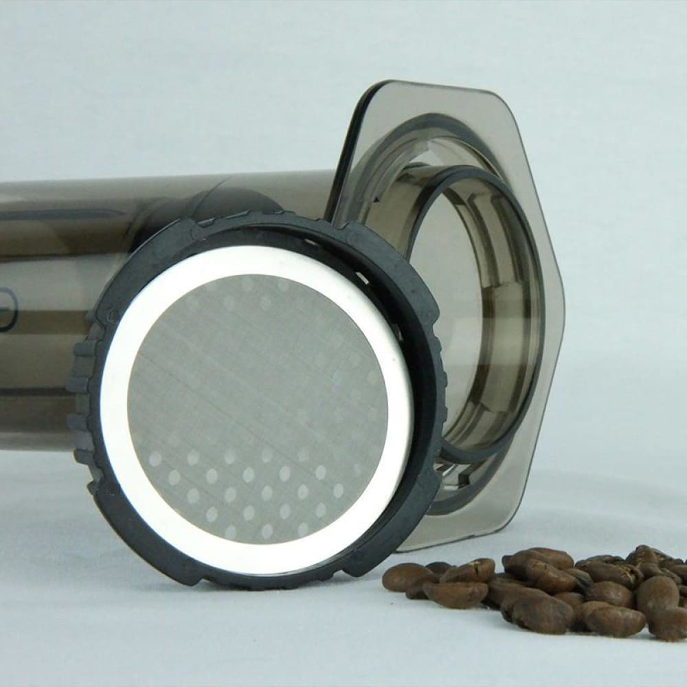 Stainless Steel AeroPress Filter Replacement - Camp Coffee Co.