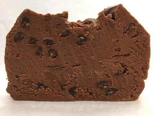 Chocolate Chip Brownie Fudge