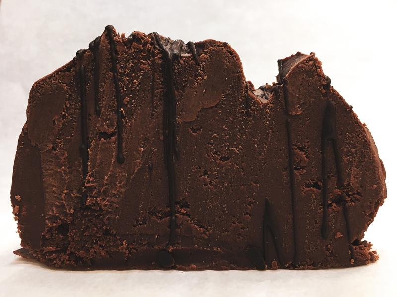 Double Dark Espresso Fudge
