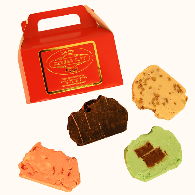 Kansas City Fudge Assortment (2lbs) - Pick Your Own Flavors