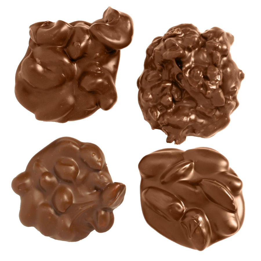 Swiss Milk Chocolate Clusters