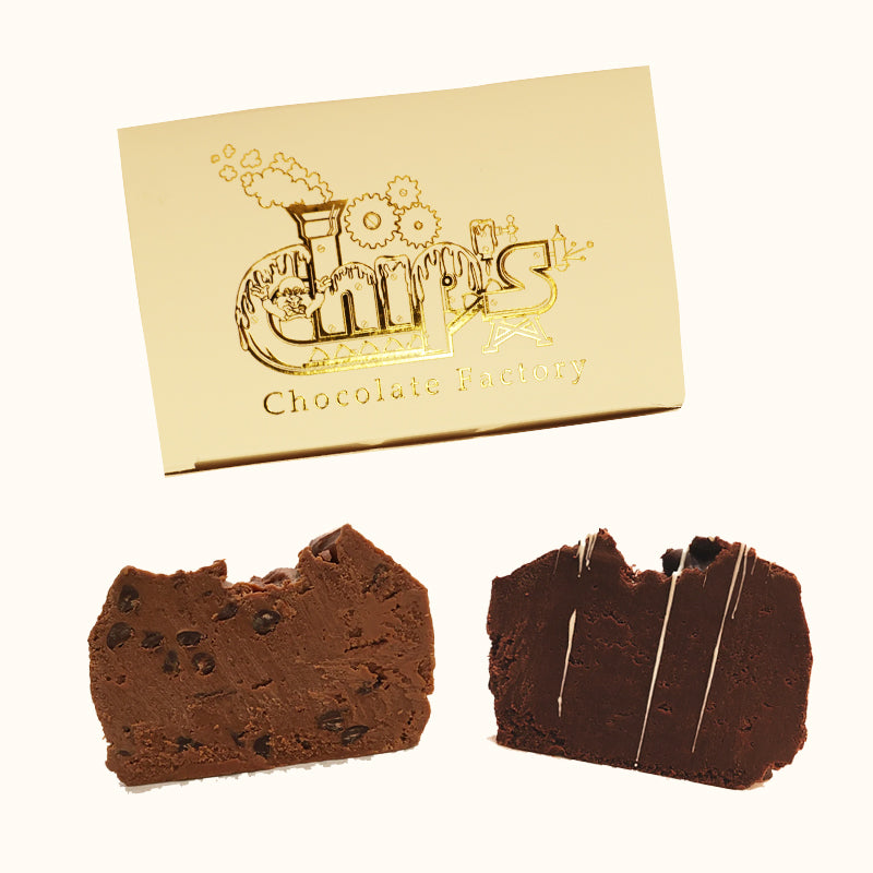 Taste of Kansas City Fudge (1lb) - Chocolate Lovers