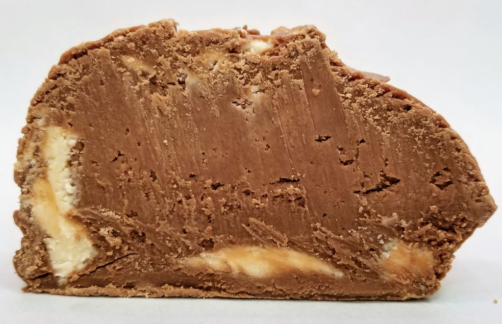 Chocolate Butterscotch Fudge