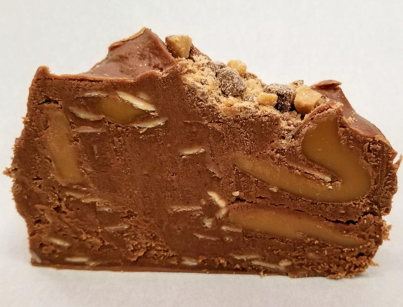 NEW! Almond Toffee Delight Fudge