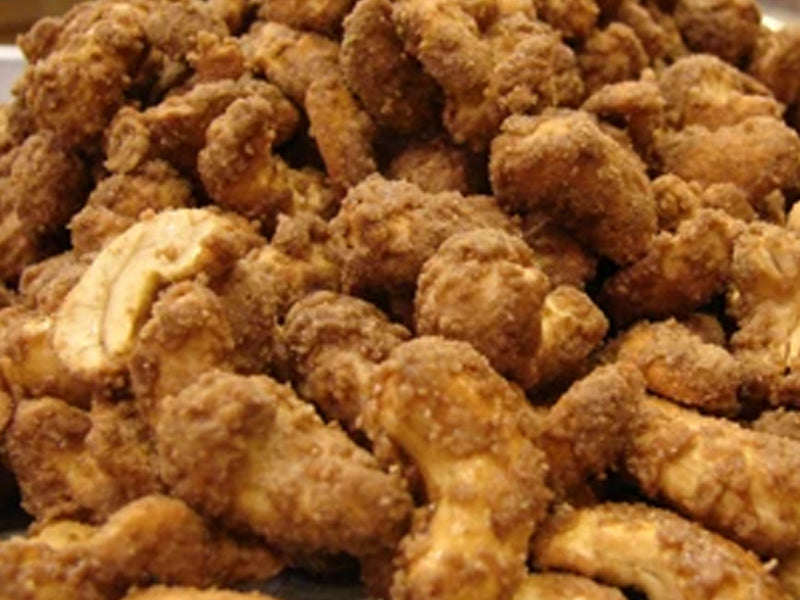 Cinnamon Roasted Nuts