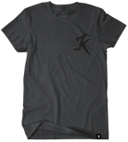 K icon charcoal grey<br> (New)