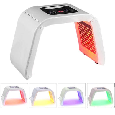 4 Colour LED Facial Skin Care Rejuvenation Light