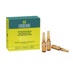 Anti-aging intensive regeneration ampoules
