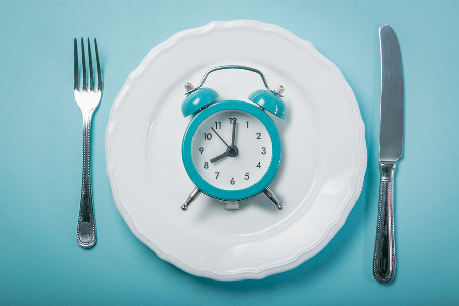 The health benefits of intermittent fasting Intermittent fasting - Not just for weight loss