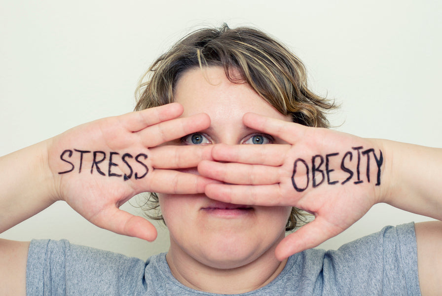 How stress hormones keep you from your weight loss goals