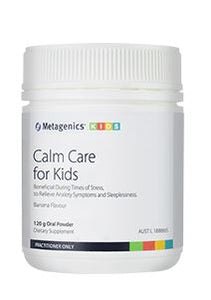 Calm Care for Kids Banana flavour 120 g oral powder