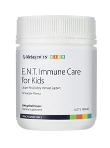 E.N.T. Immune Care for Kids Pineapple flavour 100 g oral powder
