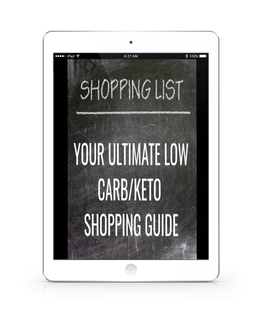 Ultimate Low Carb/Keto Shopping Guide