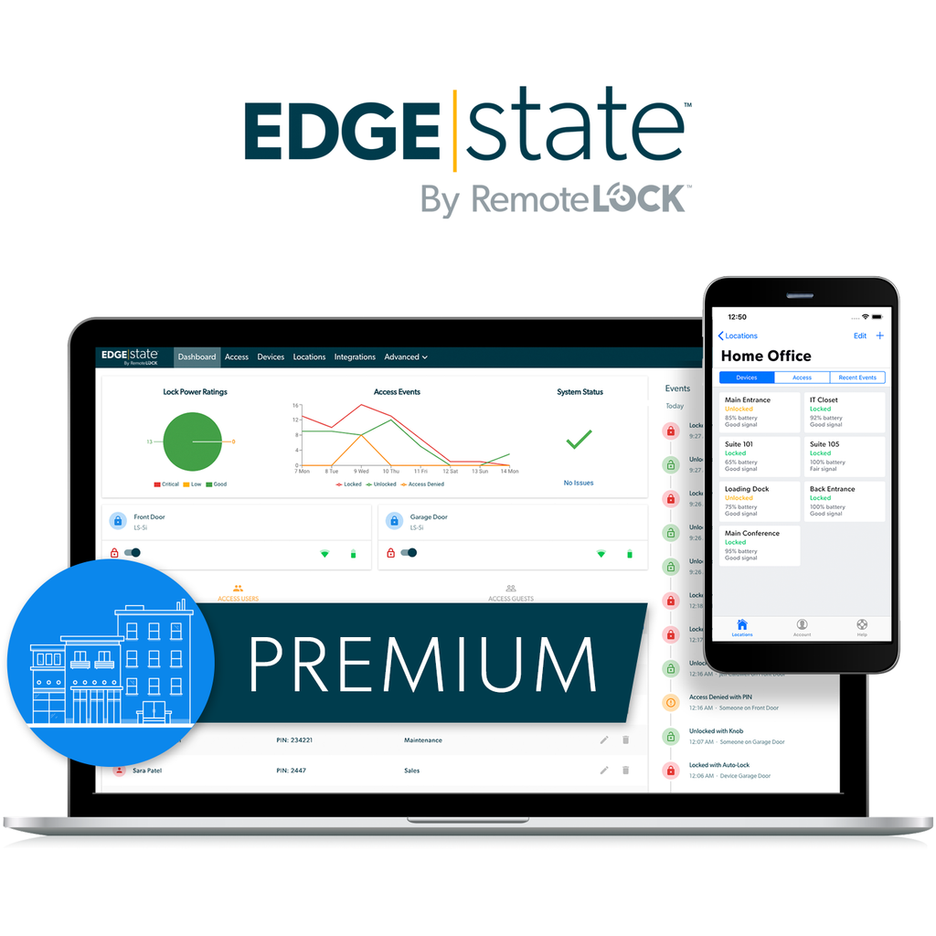 EdgeState Premium Monthly Subscription