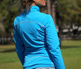 WOMEN'S THERMAL HALF-ZIP PULLOVER