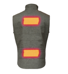 EMPIRE 5V WOOL HEATED VEST