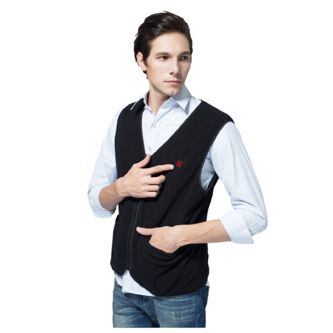 HEATED FLEECE VEST (GV1L)