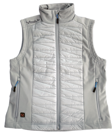 RADIANT WOMENS 5V HEATED VEST WITH BLUETOOTH