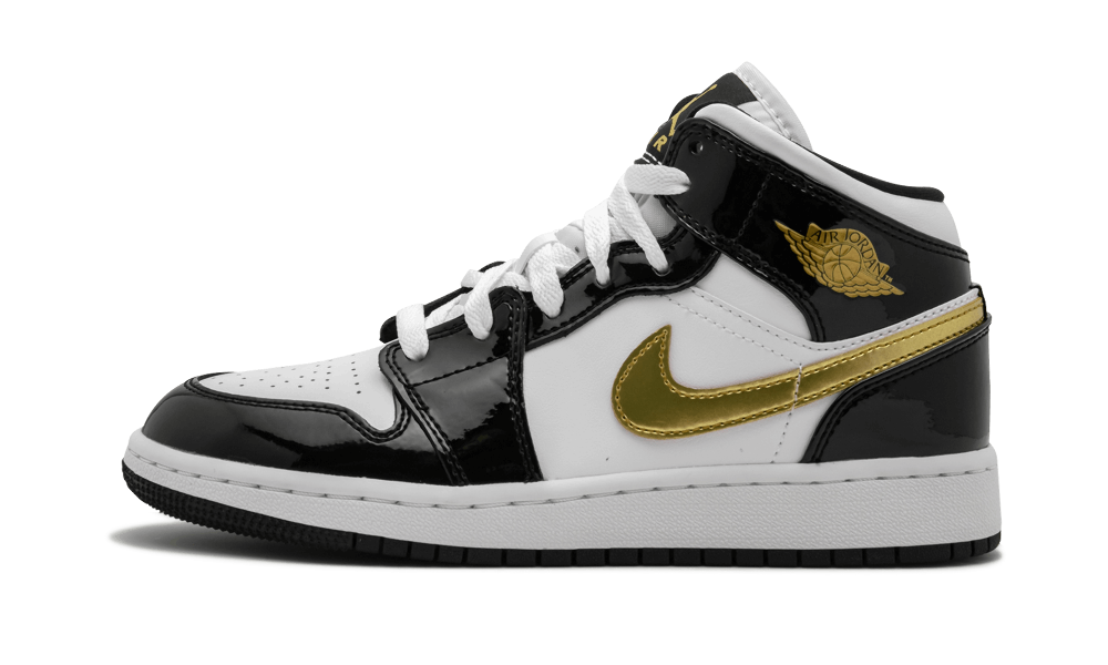 buy popular 2d98c e50ea Air Jordan 1 Mid SE (GS) - CREED.