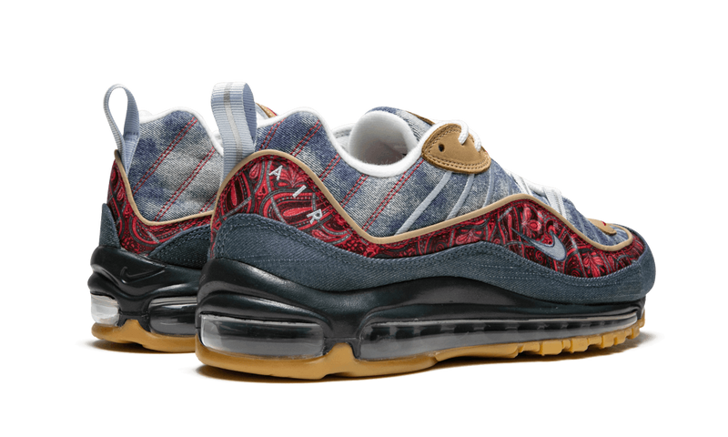 Nike Air Max 98 Wild West BV6045 400 Release Date
