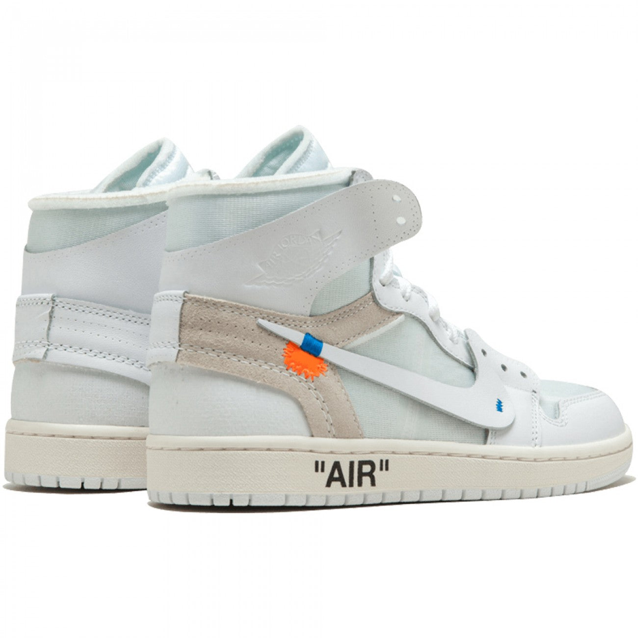 "406cb2e95eb81 AIR JORDAN 1 X OFF-WHITE ""WHITE"" – CREED."