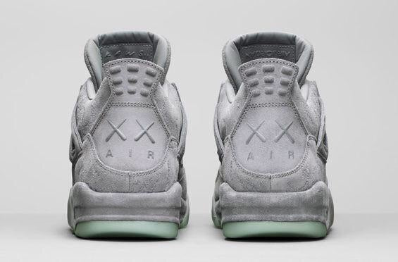 uk availability 19bf5 27be1 Air Jordan 4 Retro x KAWS