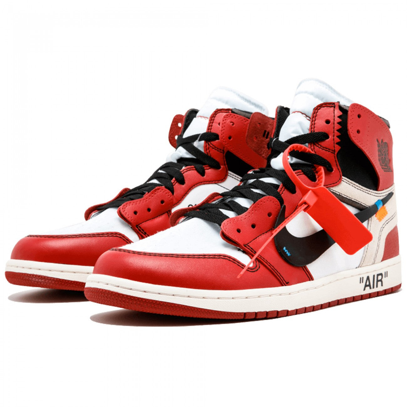 042255ce0bb5b OFF-WHITE X NIKE AIR JORDAN 1 – CREED.
