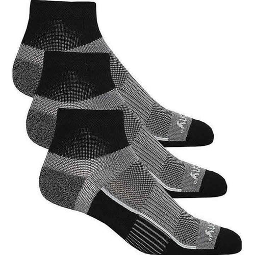 Saucony Inferno 3-Pack Quarter Sock