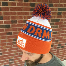 Load image into Gallery viewer, RUN DRM PomPom Beanie