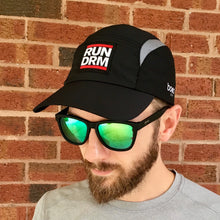 Load image into Gallery viewer, Black Run DRM Tri Hat