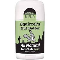 Squirrels Nut Butter Anti-Chafe