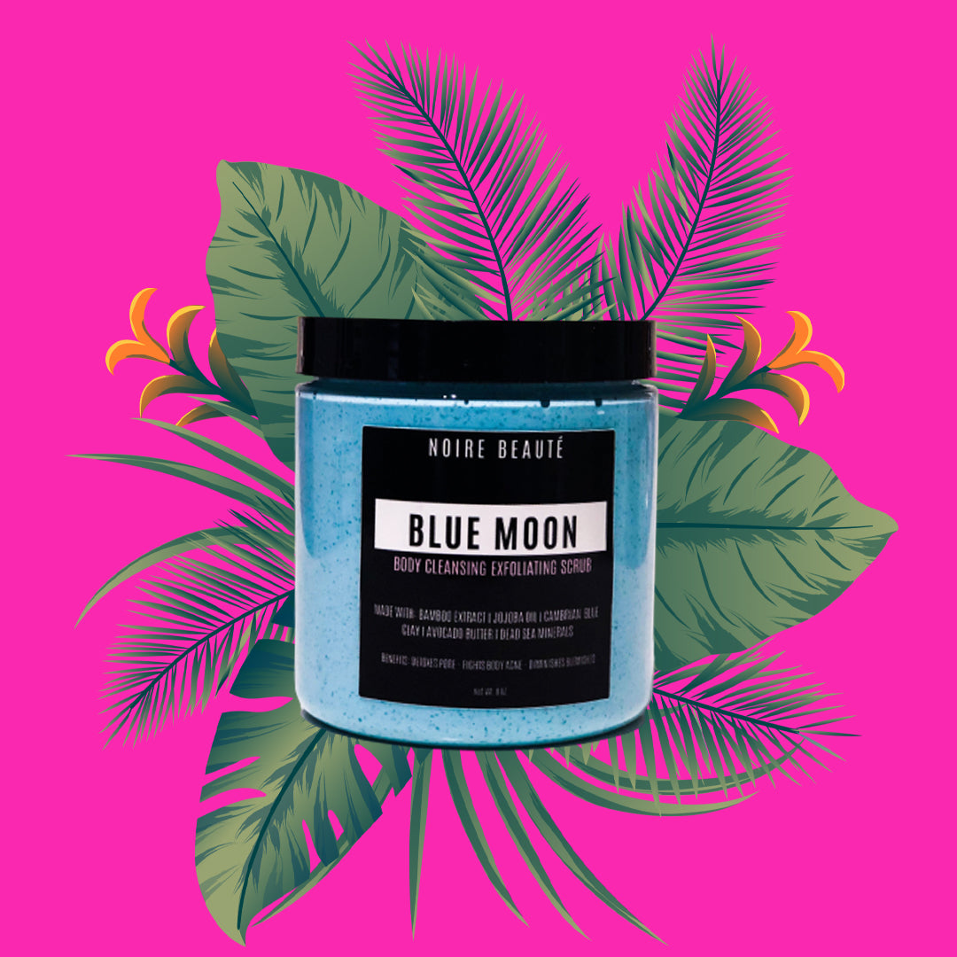 Blue Moon Whipped Body Scrub