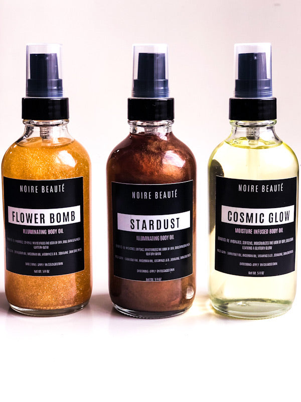 Body Oil Trio Bundle